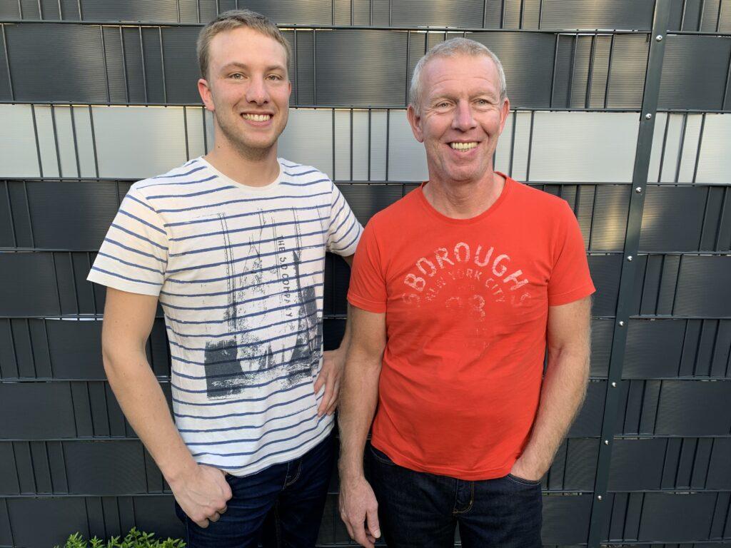 Frank und Philipp Sommer