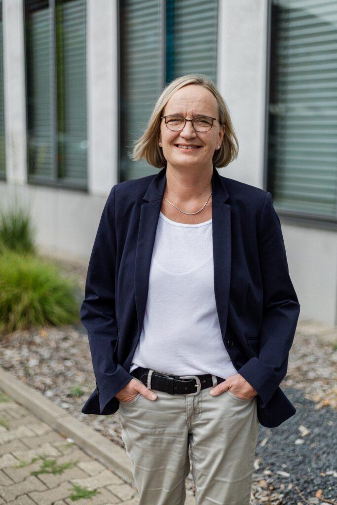 Unternehmensbereichsleiterin Gewässer Dr. Antje Goedeking